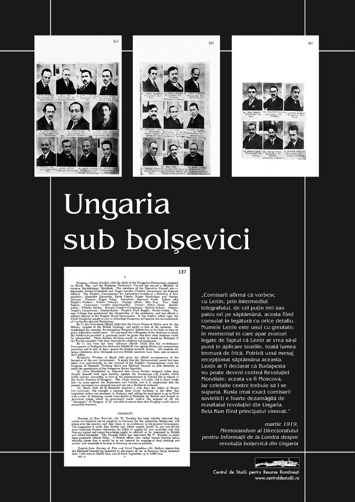 Ungaria sub bolşevici