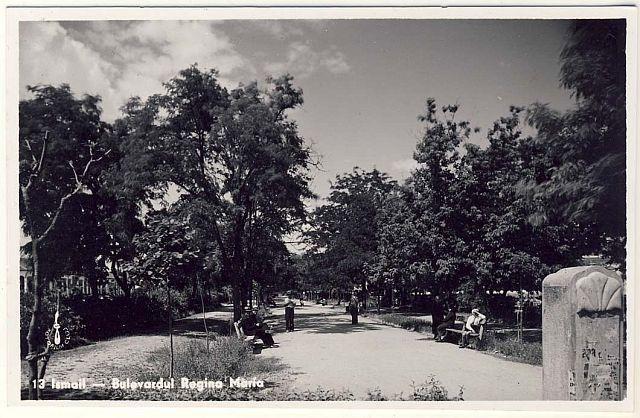 Ismail - Bulevardul Regina Maria