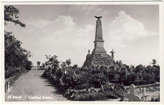 Ismail - Cimitirul Eroilor