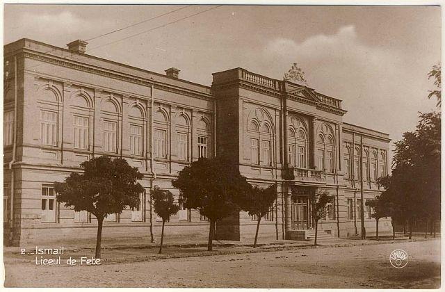 Ismail - Liceul de Fete