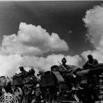 Artilerie romaneasca in Transnistria