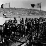 Cavaleria romana la trecerea Nistrului