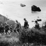 Grupa de soldati romani la Nistru