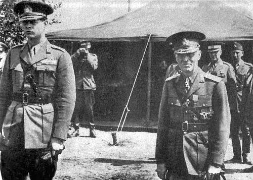 Dialogul dintre regele Mihai şi mareşalul Ion Antonescu din 23 august 1944