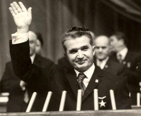 Nicolae Ceauşescu