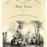 Michel Bouquet Album valaque 1840