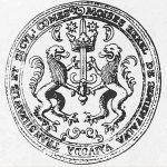 Stema lui Moise Szekely in 1603
