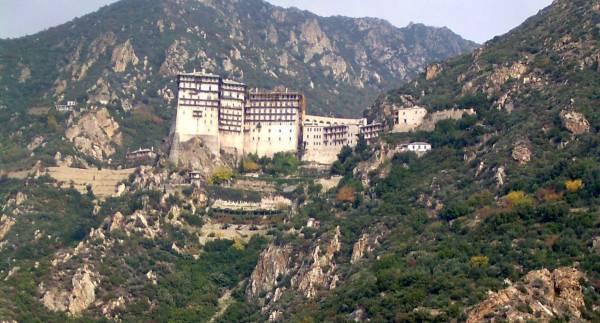Românii n-au fost buni de călugări la muntele Athos?