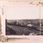 Râșcani în 1889, pe când era sat și nu cartier al Chișinăului