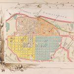 Harta satului Râșcani în 1889