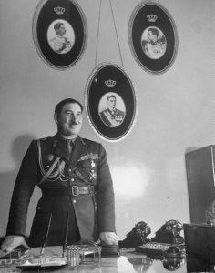 Seful Statului Major generalul Florian Tenescu
