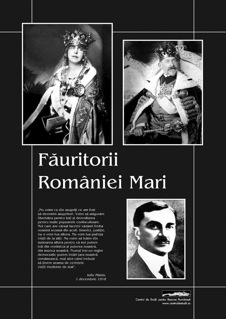 Făuritorii României Mari