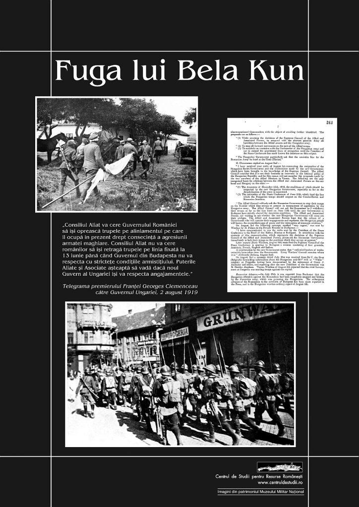 Fuga lui Bela Kun