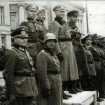 Pactul Ribbentrop Molotov, parada comuna sovieto-nazista de la Brest-Litovsk