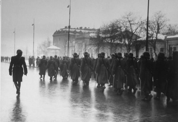 Galerie foto: Armata română la Nistru. În 1940