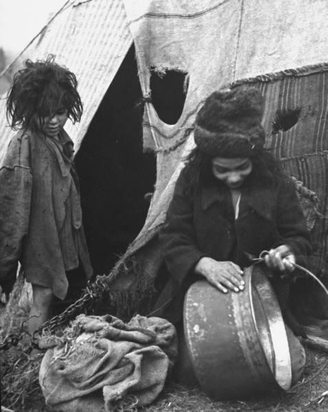 Galerie foto: Ţiganii din România în 1938