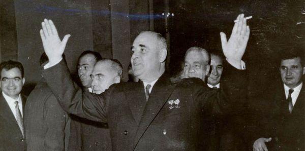 Gheorghe Gheorghiu-Dej în imagini. De la tinereţe până la bătrâneţe (2)