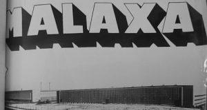Uzinele Malaxa într-o reclamă din perioada interbelică