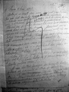 scris de mana corneliu zelea codreanu