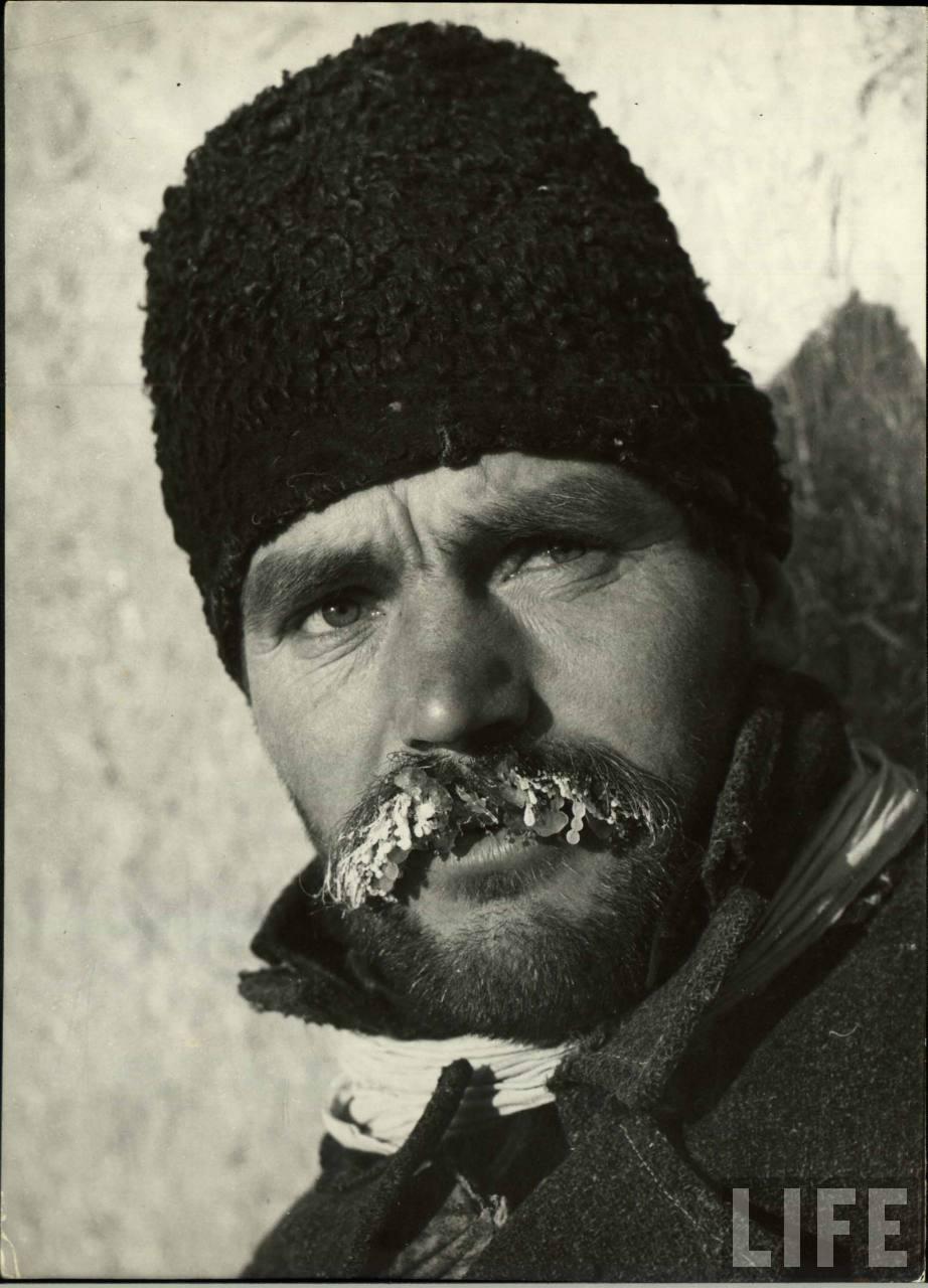 Ţăran basarabean în 1940