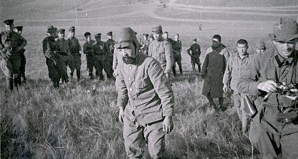 Japonezi capturati la Halhin Gol