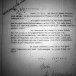 Himmler despre Horia Sima