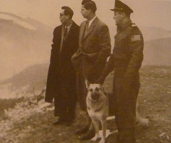 Frank Wisner si regele Mihai