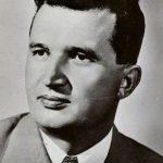 1956 - Portret Nicolae Ceauşescu Fototeca online a comunismului românesc cota 20-1956