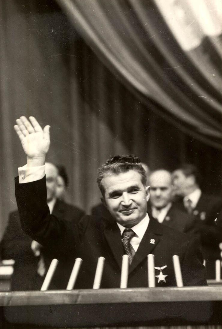 1974 - Nicolae Ceausescu la Congresul XI al PCR Fototeca online a comunismului românesc 1-1974