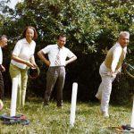 1976 - Nicolae Ceauşescu în concediu alături de Ion Iliescu Fototeca online a comunismului românesc