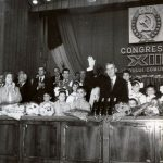 1984 - Nicolae Ceauşescu la congresul XIII al PCR Fototeca online a comunismului românesc