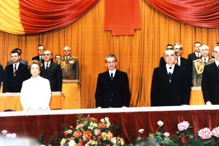1986 - Nicolae Ceauşescu Fototeca online a comunismului românesc