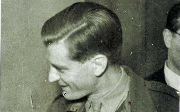 Ivor Porter in 1945