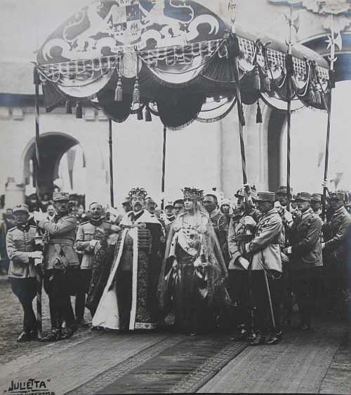 Galerie foto: Regina Maria la încoronare