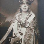 Regina Maria la incoronare