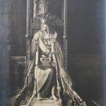 Regina Maria pe tron
