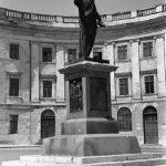 Statuia ducelui Richelieu, primul guvernator al Odesei