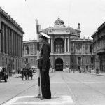 Piaţa Operei din Odesa, iunie 1943