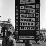 Programul Operei din Odesa în iunie 1943