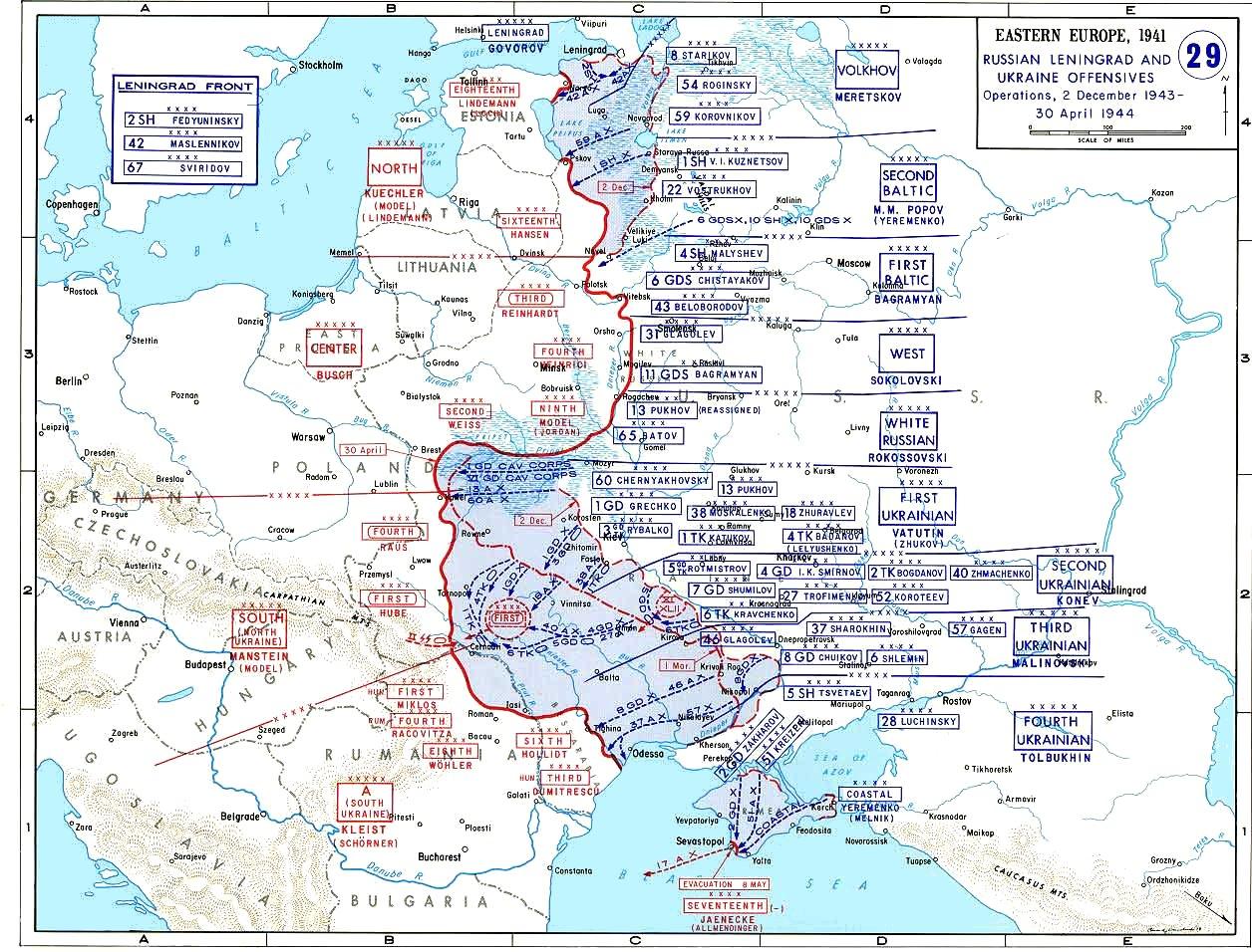 De ce a avut loc lovitura de stat de la 23 august 1944