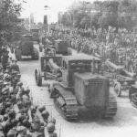 1940 parada sovietică din Chişinau