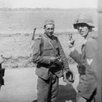 1942 soldaţi germani şi un soldat român