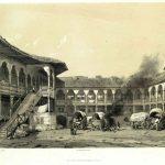 Hanul lui Manuc 1840