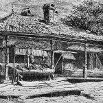 Măcelărie din Bucureşti la 1860