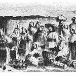 Români din Timişoara la 1860