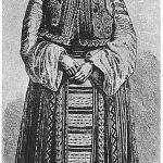 Ţărancă din Muntenia al 1860