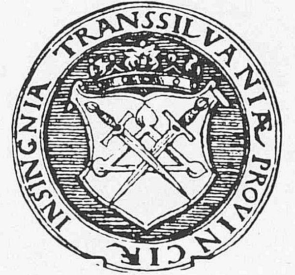 Stema Transilvaniei 1550