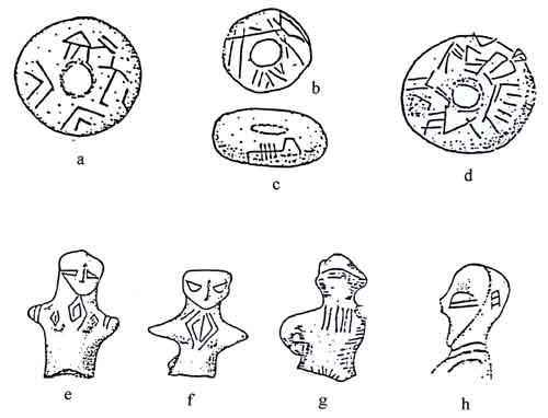 Tăbliţe cu inscripţii de la Turdaş, descoperite de Zsofia Torma