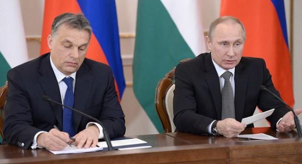 De ce se aliază Ungaria cu Rusia