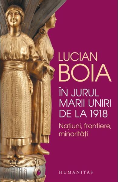 """Un referat studențesc de la Lucian Boia, tipărit de Humanitas despre """"națiunea moldovenească"""""""
